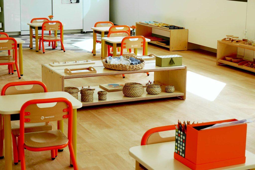 EMBL - Ecole maternelle Montessori bilingue - Levallois